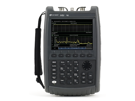 N9912A FieldFox Handheld RF Analyzer