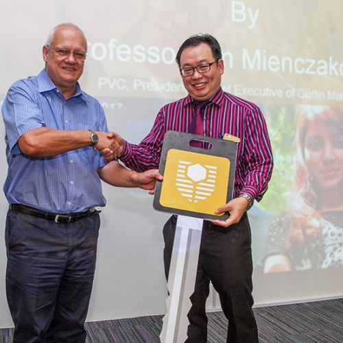 New building marks new chapter for Curtin Malaysia engineering and science faculty