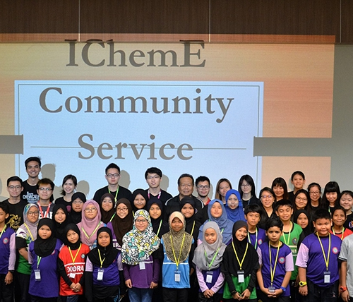 Curtin IChemE Student Chapter's events benefit both community and members
