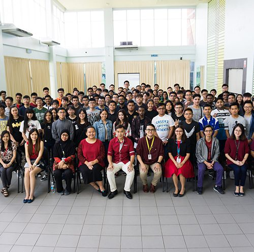 Curtin Malaysia's Faculty of Engineering and Science welcomes new Foundation students