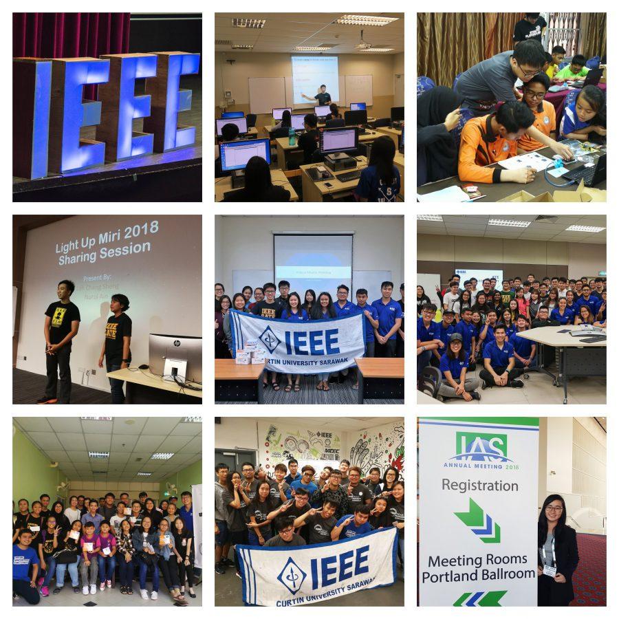 IEEE Curtin Activities 2018