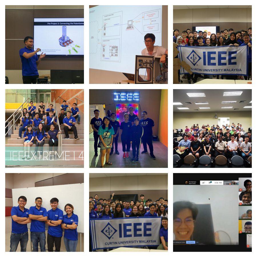 IEEE Curtin Activities 2020